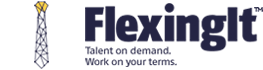 Flexing It™ Logo- Tie